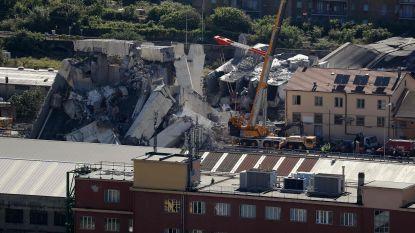 """EU dient Italiaanse regering van antwoord na ramp in Genua: """"Italië financieel aangemoedigd om te investeren in infrastructuur"""""""