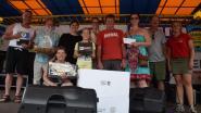 Ruim 400 bezoekers winnen tombolaprijs op vlooienmarkt