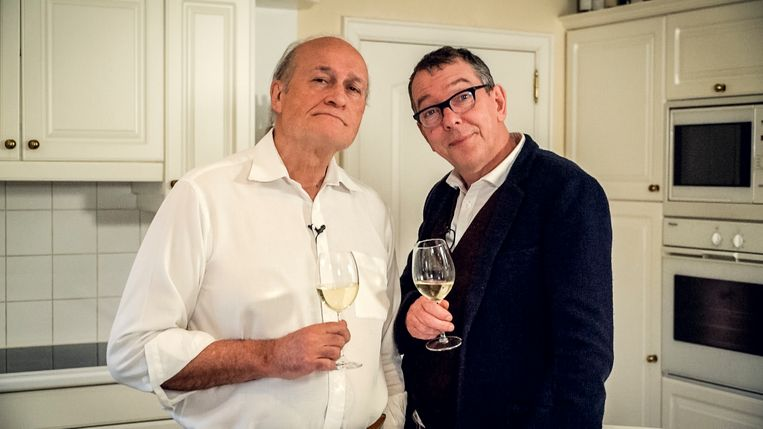 Jacques Vermeire en Herman Verbruggen