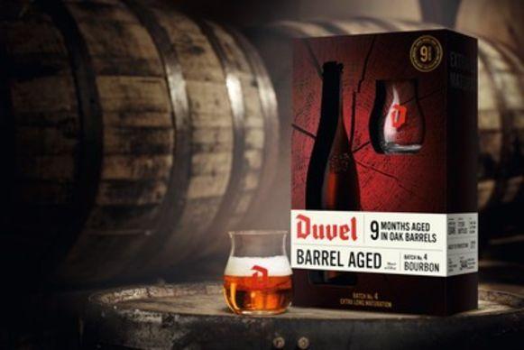 De Duvel Barrel Aged 2019 won goud op de Brussels Beer Challenge