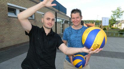 Gevluchte volleyballer vindt thuis bij Zovoc