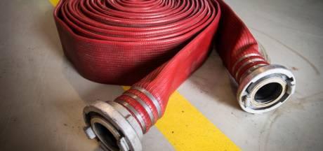 Vuur in flat Vlaardingen, bewoners geëvacueerd