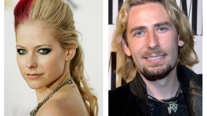 """Avril Lavigne en Nickelback-zanger gaan scheiden"""