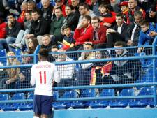UEFA straft Montenegro voor racistische fans: één duel zonder publiek