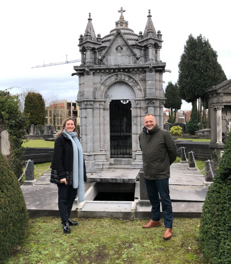 """Zesduizend grafmonumenten wachten op nieuwe bruikleen: """"We beseffen niet hoe mooi ons funerair erfgoed is"""""""