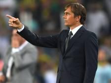 Phillip Cocu nieuwe trainer van Derby County