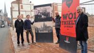 Gesloopte Regina Pacis-site wordt afgesloten met Tieltse taferelen uit WOI