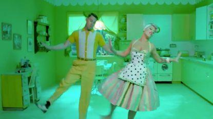 P!nk slaat Channing Tatum aan de haak (voor dansje in nieuwe videoclip)