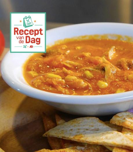 Recept van de dag: Mexicaanse chipssoep