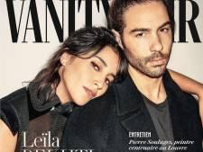 En couple, Leïla Bekhti et Tahar Rahim posent pour la première fois ensemble