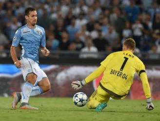 Lazio weken zonder Klose