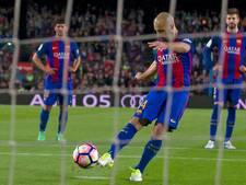 Barcelona geeft Osasuna pak slaag