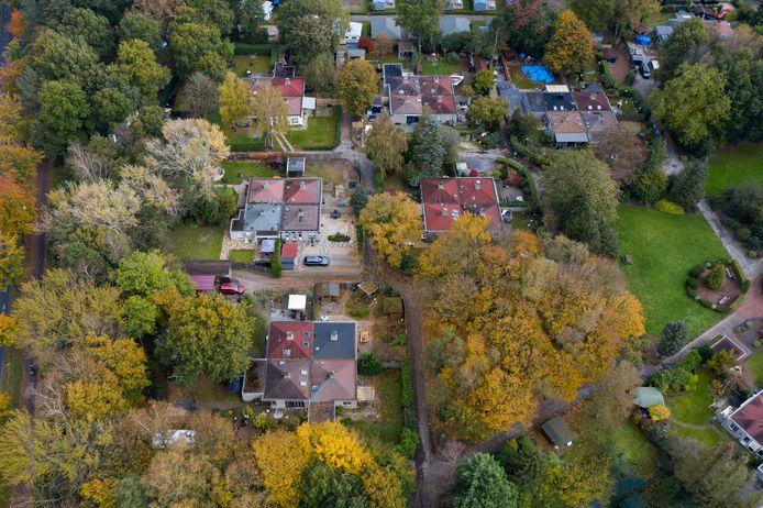 Park Ceintuurbaan in Harderwijk ging van vakantiepark naar woonwijk. Met flinke gevolgen.