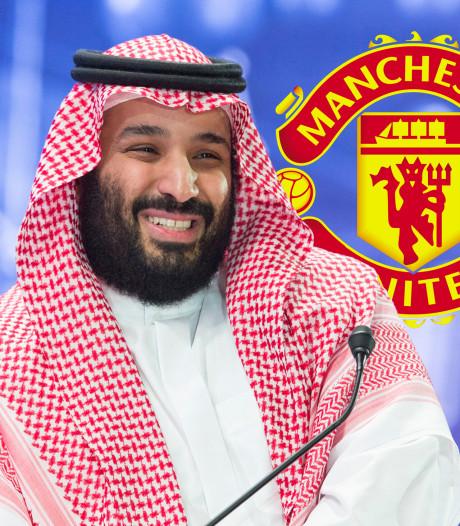 'Kroonprins Saoedi-Arabië verhoogt bod op ManUnited naar 3,5 miljard'