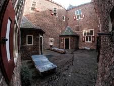 Verborgen binnenplaats nieuwe parel van Huis Bergh