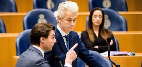 Geert Wilders wenst Thierry Baudet sterkte