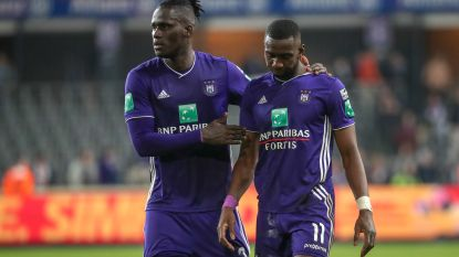 """Onze chef voetbal: """"Wat overeind blijft bij Anderlecht is de fierheid van Bolasie en co. En... de vertrouwde driemansdefensie van Hein"""""""