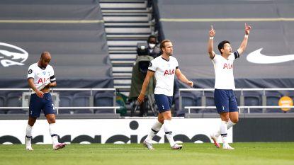 LIVE. GOAL! Alderweireld knikt Tottenham op voorsprong in derby tegen Arsenal!