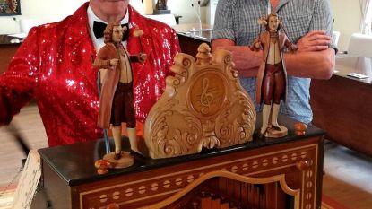 BK Orgeldraaien komt naar Heist