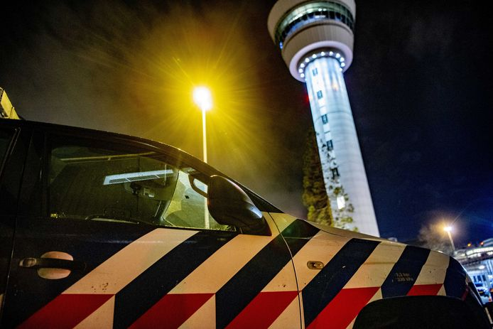 Het kapingsalarm bleek achteraf per ongeluk te zijn geactiveerd.