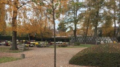 Vredesboom geplant op begraafplaats Sint-Martens-Latem