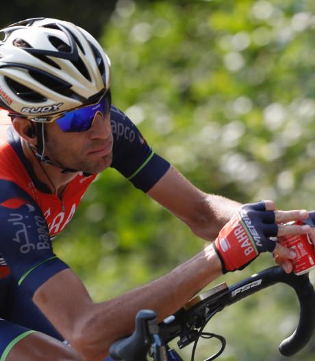 Nibali reed Vuelta uit met breukje in rib