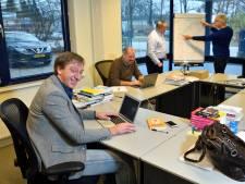 Flexwerken: er zijn 6.000 mensen, op kantoor is plek voor slechts een deel van hen