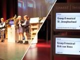 De eindmusical opvoeren in het Chassé Theater: 'Echt next level'
