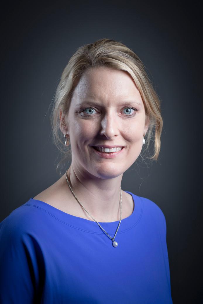 CDA-gedeputeerde Marianne van der Sloot.