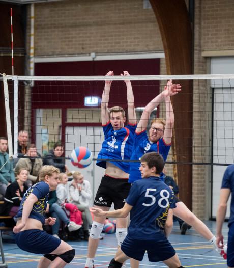 Volleyballers Shot moeten nog wennen in 2020
