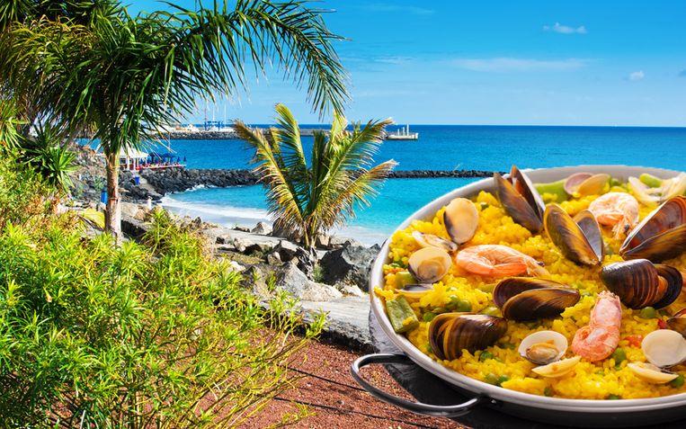Na het eten van paella belandden vijf mensen op Lanzarote in het ziekenhuis. Ze bleken onder invloed van cannabis.