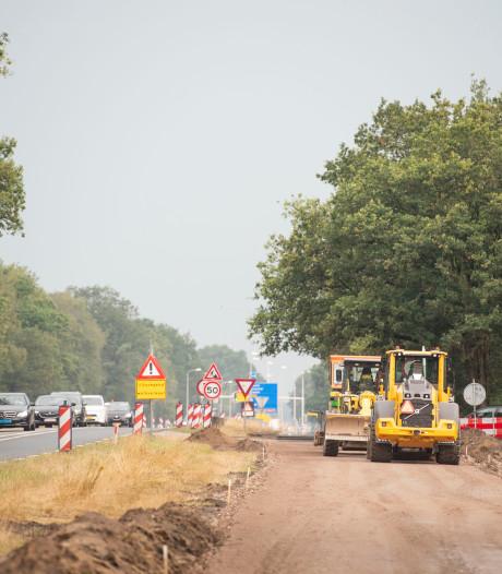 Tankstation uit Haarle stelt Rijkswaterstaat aansprakelijk voor schade door afsluiting N35