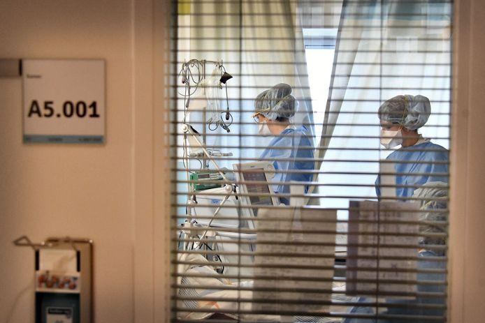 160 Twentenaren belandden na een positieve coronatest in het ziekenhuis.