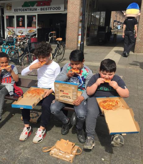 Vier dagen gratis pizza bij Domino's in Nijmegen