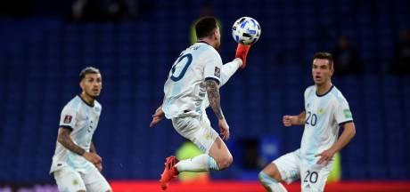 Le VAR prive Messi et l'Argentine de la victoire contre le Paraguay