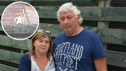 """Ziekelijkste burenruzie van het land: """"Opgehangen pop spot met zelfdoding van mijn vrouw"""""""
