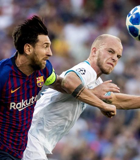 Messi laat moedig PSV kansloos met hattrick