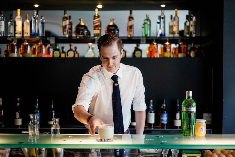 David Lebeer, beste bartender van België