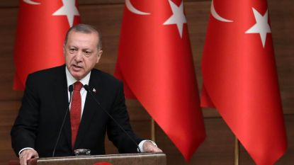 Turkse president Erdogan roept einde noodtoestand af op 18 juli