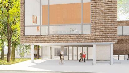 Nieuw dienstencentrum in Park Tempelhof komt er niet. Minister vernietigt omgevingsvergunning