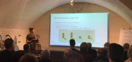 Superbiertje van hoptelers uit Giessen: 'De hop is complexer dan de mens'