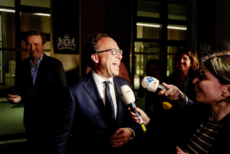 Op 4 juni kan minister Koolmees uitstralen dat er bijna een formeel akkoord ligt.