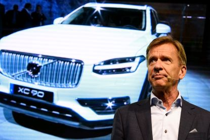 Volvo ziet geen brood meer in diesel