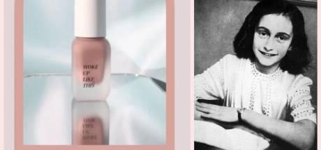 Une marque sous le feu des critiques pour avoir renommé un blush au nom d'Anne Frank