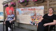 De Romeo's en Laura Lynn vieren mee de derde verjaardag van café Petit Paris