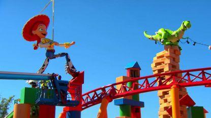 Toy Story in reuzenvorm