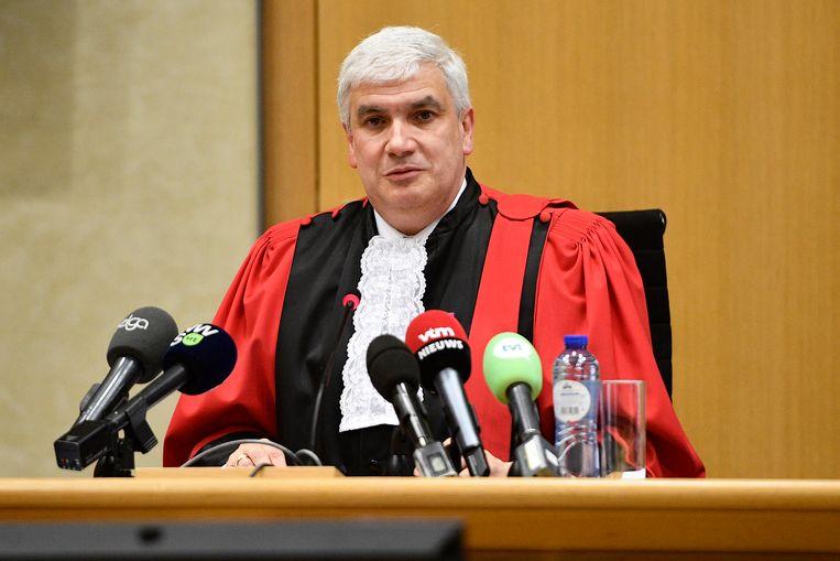 Voorzitter Dirk Thys zal Roberto S. op vrijdag 7 juni verhoren voor het hof van assisen in Tongeren.