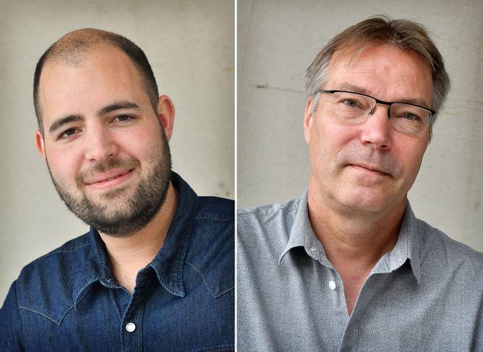 Enschede - portret voor de serie Het Debat van Wilco Louwes en Michel Hasselerharm
