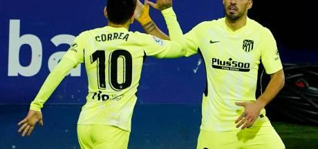 Le Barça évite le piège en Coupe du Roi, l'Atlético conforte sa place de leader en Liga