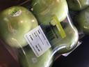 Op appels van Plus staat voor welke datum het fruit het best smaakt.